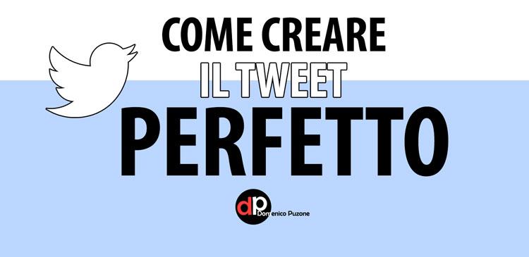 creare il tweet perfetto