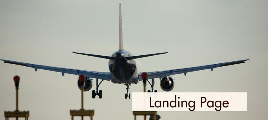 landing page domande