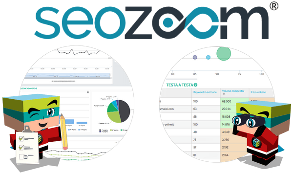 Seozoom: il tool che uso per la SEO