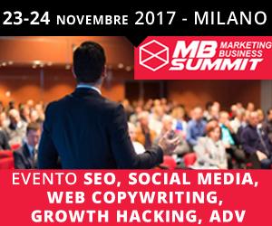 MBSummit Milano 23-24 Novembre