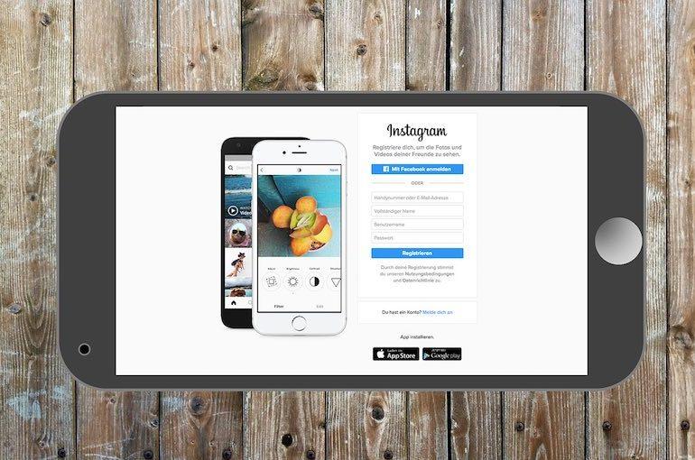 strumenti instagram